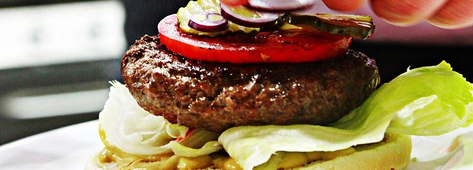 Największe burgery
